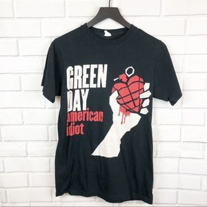 Bay Island | Green Day music concert tour graphic